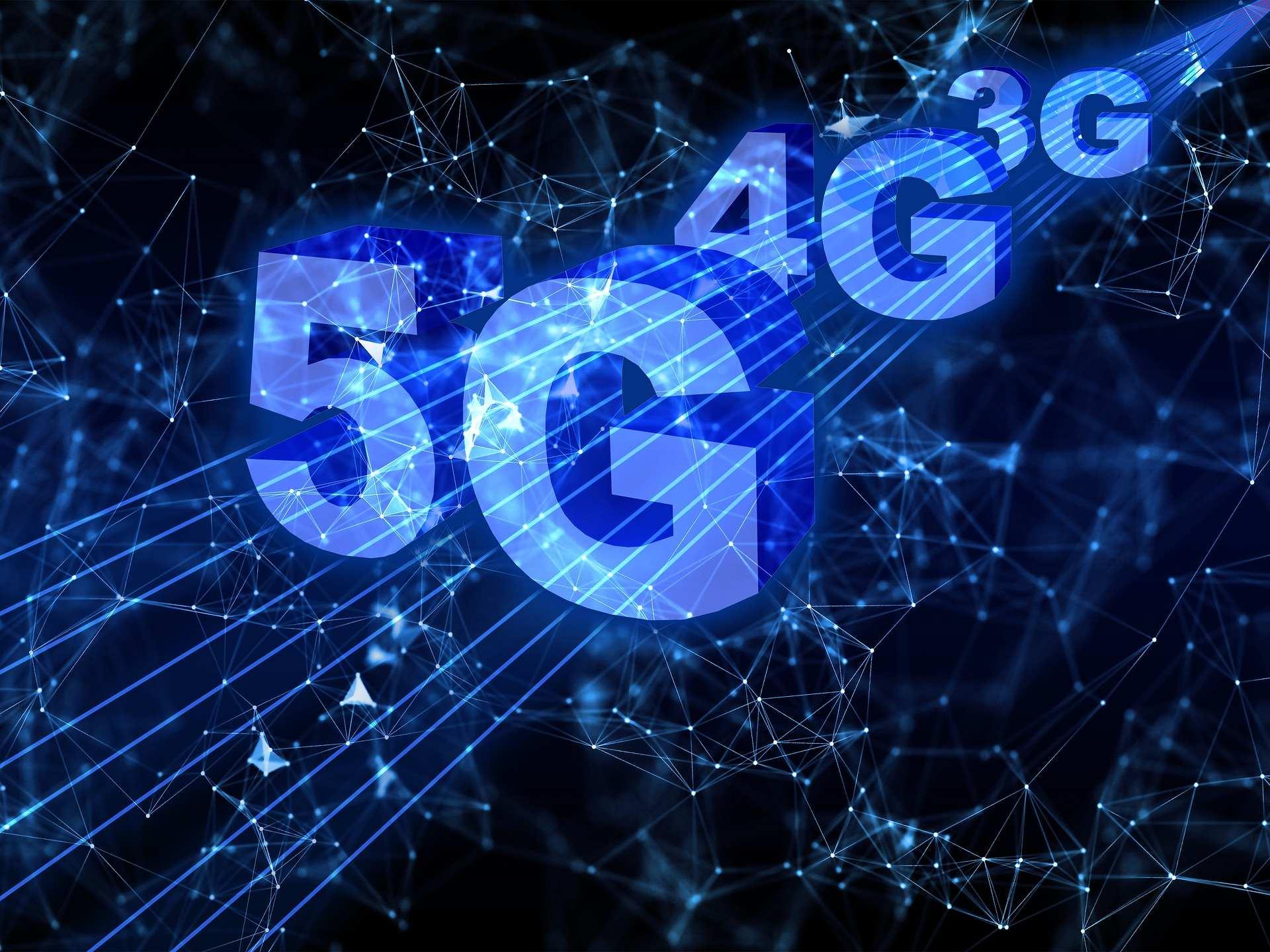 争夺5G世界市场